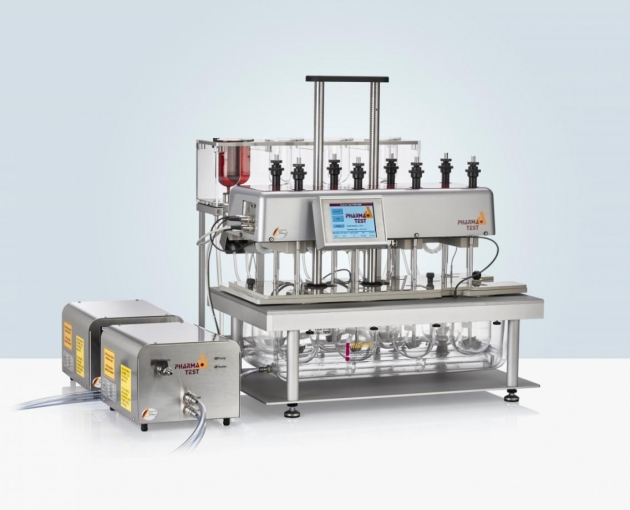 Pharma Test - Dissolution Testing 溶離度試驗儀 1