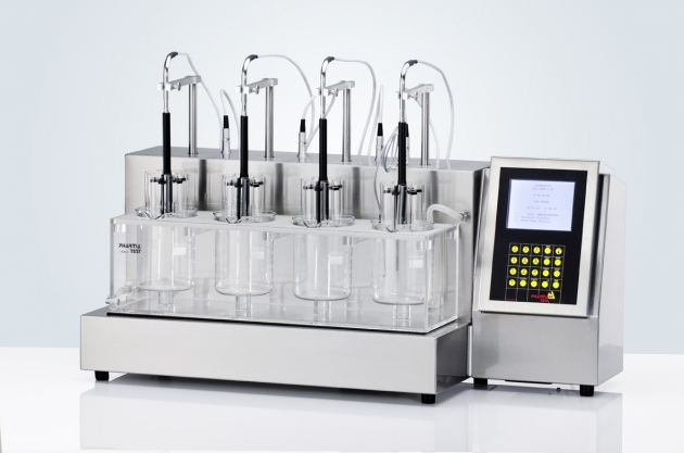 Pharma Test - Tablet Disintegration Testing Instruments  錠劑崩解測試儀 1