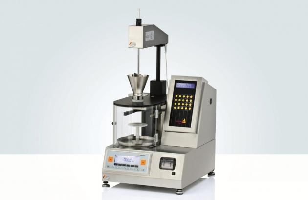 Pharma Test - Automated Powder Flow Analyzer 自動粉末流動分析儀 1