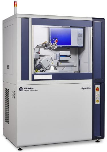 Rigaku X-ray Diffraction systems XtaLAB Synergy-S 3