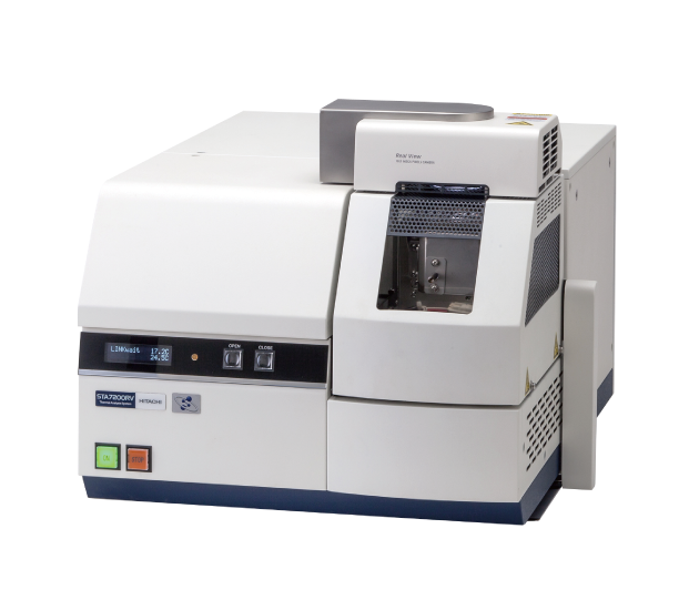 熱重-熱示差同步分析儀 Simultaneous Thermogravimetric Analyzer STA 7000系列 3