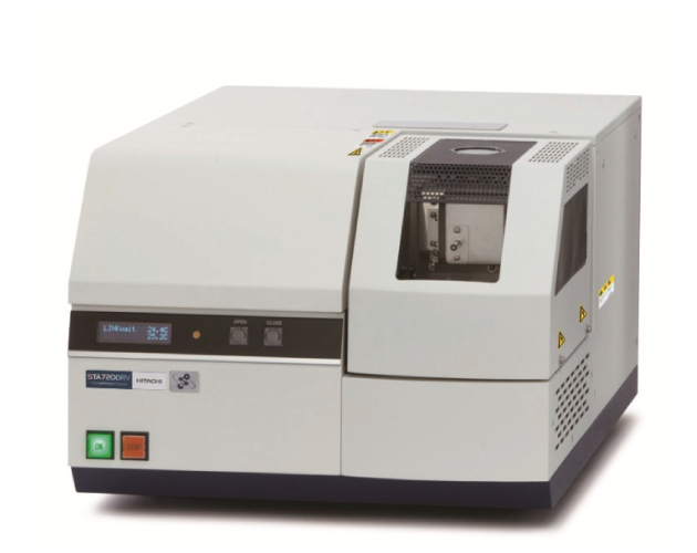 熱重-熱示差同步分析儀 Simultaneous Thermogravimetric Analyzer STA 7000系列 2