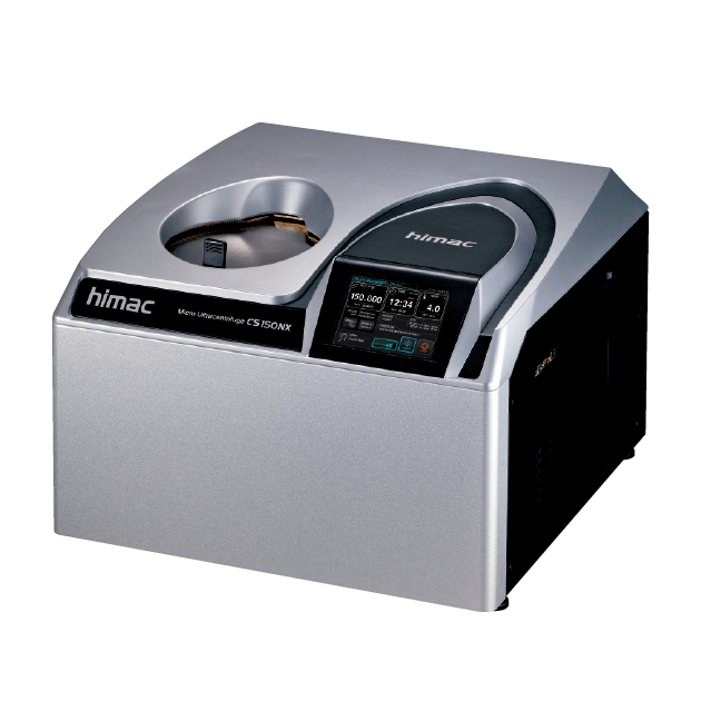 Eppendorf 桌上型微量超高速離心機himac CS150NX 1